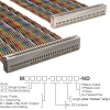 Rectangular Cable Assemblies -- M3EEK-6440K-ND -Image