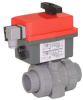 Electrically Actuated Valves (plastic)