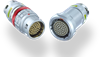 5G Series - Compact and Lightweight High Voltage Self-Latching Connectors
