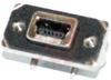 connector,rugged i/o,usb type mini b,vertical,single port -- 70144952 - Image