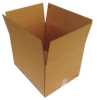 Shipping Carton,Kraft,16 In. L,20 In. D -- 11A749