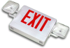 COMBO LEC EXIT/EMERGENCY LIGHTS -- 2219 - Image