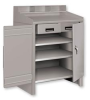 Shop Desks with Cabinet -- 2136 - Image