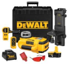 DEWALT 18V Self-Leveling Rotary Laser Kit -- Model# DW079KD