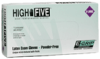 High Five Latex Gloves, E-Grip -- L971