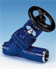 ARI® Bellows-type Plus Stop Valves Y-Pattern- PN 40 Bar with Butt Weld Ends -- 35-066-dn-250-10- -Image