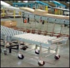 Nestaflex 376PL Gravity Skate Wheel Conveyor -- 37630040PL