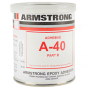 Armstrong A-40 Epoxy Adhesive Hardener Part B Gray 1 pt Can -- A-40B PT