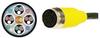 QUICK-CONNECT TYPE C DIGITAL CABLE 15FT -- QC01-C-15 -Image