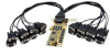 StarTech.com 16 Port Low Profile RS232 PCI Express Serial.. -- PEX16S952LP