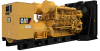 Diesel Generator Sets -- 3512B (60 HZ) - Image