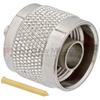 N Male (Plug) Connector For RG405, FM-SR086CUTN, FM-SR086ALTN Cable, Solder