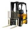 Electric Rider Lift Truck -- ERP040-065DH