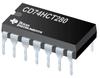 CD74HCT280 High Speed CMOS Logic 9-Bit Odd/Even Parity Generator/Checker -- CD74HCT280E - Image