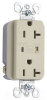 Surge Suppression Receptacle -- 5362-ISP