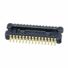 Rectangular Connectors - Arrays, Edge Type, Mezzanine (Board to Board) -- H124587CT-ND -Image