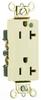 Duplex/Single Receptacle -- 26222-HGI - Image