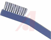 Brush; 7/16 in.; 1-3/16 in.; 3/8; 6-7/16; Stainless Steel; Anodized Aluminum -- 70207243