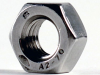 Hex Nut Stainless Steel A2 DIN934, M2.5X.45 -- M50603 - Image