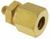 """1/4"""" OD Tubing Compression Fitting -- MCB-14 -- View Larger Image"""