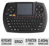 SMK-LINK VP6364 Wireless Ultra-Mini Touchpad Keyboard - USB, -- VP6364