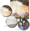 Warehouse Curtain / Divider -- WD SS T Series
