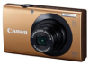 Canon Powershot A3400 Gold 16mp 5x (28-140mm) Optical Zoom 3in Touch Panel LCD Camera w/ 720p HD Video -- 6187B001