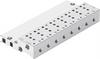 MHA2-PR10-3-M5 Manifold block -- 197451