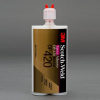3M Scotch-Weld DP420 Epoxy Adhesive Black 200 mL Duo-Pak Cartridge -- DP420 BLACK 200ML DUO-PAK -Image