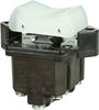 TP Series Rocker Switch, 4 pole, 3 position, Screw terminal, Flush Panel Mounting -- 4TP201-7 -Image