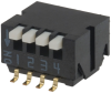 DIP Switches -- 563-1018-6-ND -Image