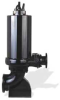 Dry Pitcast Iron Wastewater, Sewage Pump -- Model DDLFU