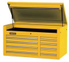 Tool Chest,50 In,8 Dr,Yellow -- 5RRK9