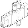 Air solenoid valve -- CPE18-M1H-5L-QS-8 -Image