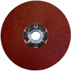 4-1/2 Tiger Aluminum RFD 60 Grit 5/8-11 UNC -- 60603 -Image