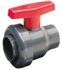 Spears PVC Single Entry Industrial Ball Valves -- 19637