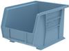 Akro-Mils Akrobin 50 lb Light Blue Industrial Grade Polymer Hanging / Stacking Storage Bin - 10 3/4 in Length - 8 1/4 in Width - 7 in Height - 1 Compartments - 30239 LIGHT BLUE -- 30239 LIGHT BLUE