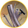 Clear Steel Wire Reinforced PVC Suction Hose -- VARDEX ® -Image