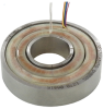Honeywell Hawk™ 3-Inch Series Resolvers, dual speed (1X and 16X), 3.00 in OD, pancake simple housed no transformer, not redundant configuration, 7 V, 2500 Hz, leadwire, sleeve mounting type, no -- D30P12XGASNTB