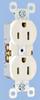 Duplex/Single Receptacle -- 3232-CC21 - Image