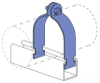 Channel Conduit/Cable Clamp -- P2028 CC