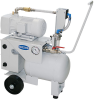 Vacuum Unit with Oil-lubricated Pump, Vacuum Reservoir, Water Separator and System Monitoring VAGG 6 AC3 10 -- 10.01.27.00120