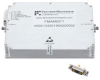 43 dB Gain High Power GaN Amplifier at 20 Watt Psat Operating from 8 GHz to 12 GHz with SMA -- FMAM5071 -Image