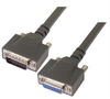 Heavy Duty D-sub Cable, DB15 Male / Female, 5.0 ft -- CPMS15MF-5 -Image