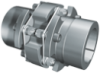 GERWAH™ Ring-flex™ Couplings With Bore And Keyway Hub Design -- HC