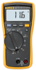 Digital Multimeter for HVAC Professionals -- Fluke 116
