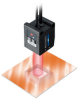 KEYENCE RGB Digital Fiberoptic Sensor Head -- CZ-H72 -- View Larger Image