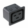 Power Entry Connectors - Inlets, Outlets, Modules -- 486-3260-ND - Image