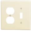 Combination Wallplates -- 80505-I - Image
