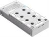 CPX-AB-8-M8X2-4POL Manifold block -- 541256